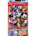 Sandylion Mickey & Friends Chipboard Medley Stickers with Glitter