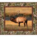 Quilt Kit-Kings Camo Elk  by Riley Blake
