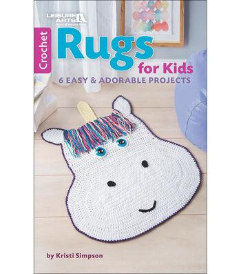 Crochet Rugs for Kids Book