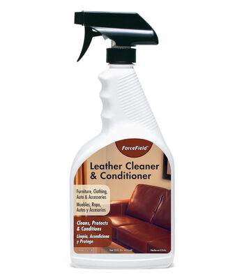 Force Field Leather Cleaner