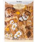 Pollyanna Pickering Sketch Book Ch.5 British Wildlife Kit-Harvest Mouse