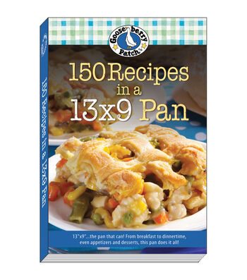 Gooseberry Patch 150 Recipes in a 13x9 Pan Cooking Book