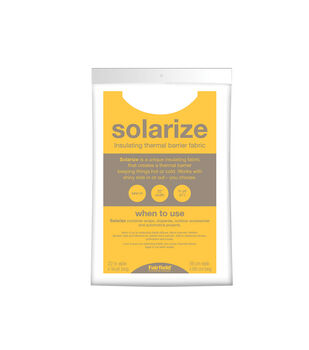 "Solarize Liner Fabric Craft Pack 22"" x 3/4 Yd"