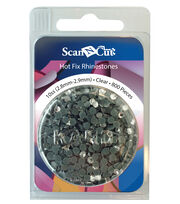 Brother ScanNCut 800pc 10SS Rhinestone Refill Pack-Clear, , hi-res