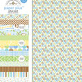 Doodlebug Paper Plus Value Pack-Baby Boy Assortment