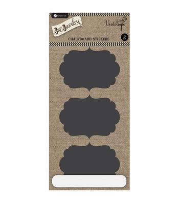 Chalkboard Sticker-Shapes