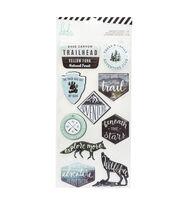 Heidi Swapp Wolf Pack Embossed Stickers, , hi-res