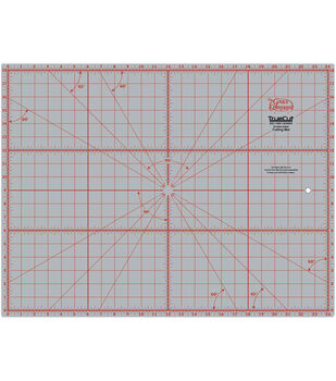 "TrueCut Double Sided Rotary Cutting Mat 18"" X 24"""