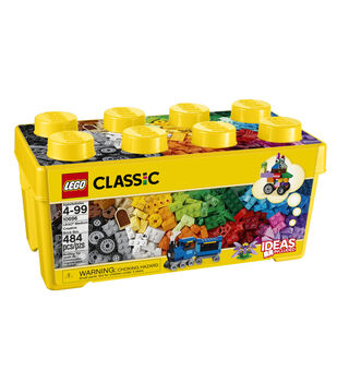 LEGO Classic Medium Creative Brick Box