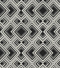 HGTV Home Upholstery Fabric-Diamond Reps/Zinc