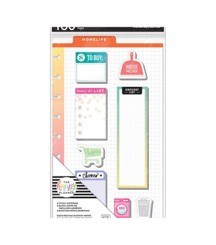 The Happy Planner 160 pk Sticky Notes-Life