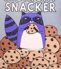 No Sew Fleece Throw 48\u0022-Midnight Snacker