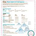 Kwik Sew Pattern K0223 Misses\u0027/Girls\u0027/18\u0022 Dolls\u0027 Full Aprons-Size S-M-L
