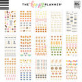 The Happy Planner Sticker Value Pack-Food