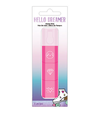 American Crafts Hello Dreamer 3 pk Stamp Sticks 1