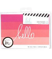 Heidi Swapp A7 Card Set 3, , hi-res