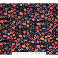 Super Snuggle Flannel Fabric-Donut Worry