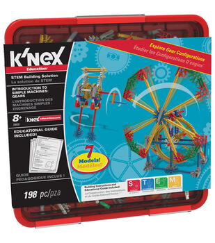 K'NEX Education Introduction to Simple Machines: Gears Set
