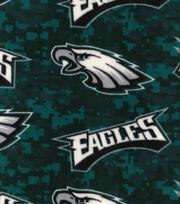 Philadelphia Eagles Fleece Fabric -Digital Camouflage, , hi-res