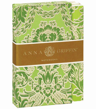 Anna Griffin Green Notebook Set