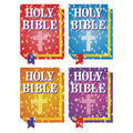 Carson Dellosa Dazzle Stickers Bibles, 120 Per Pack, 12 Packs