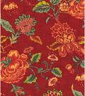 Williamsburg Lightweight Decor Fabric 54\u0022-Persiana/Bejeweled