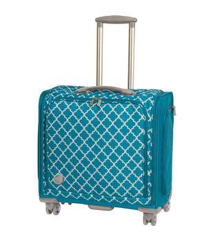 360 Crafter's Rolling Bag-Aqua