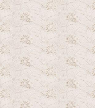 "Eaton Square Lightweight Decor Fabric 52""-Greenville/White"
