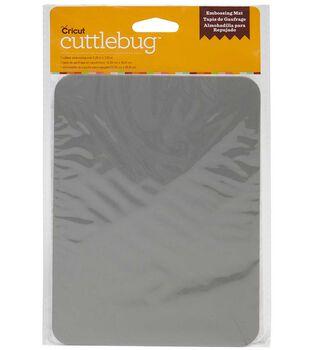 """Cuttlebug Rubber Embossing Mat-5.25""""x7.25"""""""