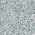 SMC Designs Outdoor Upholstery Fabric 54\u0022-Buster/Lagoon