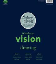 """Strathmore 11""""x14"""" Vision Drawing Pad, , hi-res"""