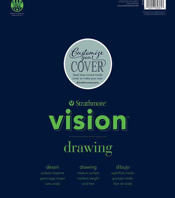"Strathmore 11""x14"" Vision Drawing Pad"