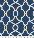 Kelly Ripa Home Multi-Purpose Decor Fabric-Clearly Cool Indigo