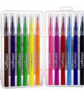 KINGART Watercolor Brush Marker Set 12/Pkg