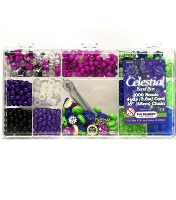 Stardust Celestial Bead Box