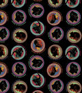 Marvel Black Panther Cotton Fabric 43\u0022-Made in Wakanda