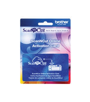 Brother ScanNCut Online Activation Card, , hi-res