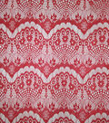 Casa Collection Eyelash Lace Fabric 56\u0022-Solids