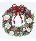 Janlynn Counted Cross Stitch Kit Christmas Traditions