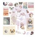 Prima Marketing Moon Child Ephemerae-Shapes, Tags, Words & Foil Accents