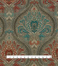 Home Decor 8\u0022x8\u0022 Fabric Swatch-P/K Lifestyles Worldly Ways Lacquer