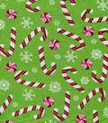 Holiday Inspirations Fabric-Christmas Sweet Christmas