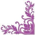 Spellbinders Shapeabilities Die D-Lites-Fantastic Flourish 2