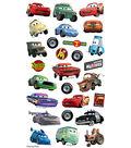 Disney 27 pk Cars Foil Stickers