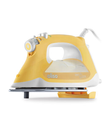 Oliso® iTouch® Technology TG1600 Smart Iron-Yellow