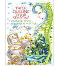 Paper Quilling Four Seasons Book