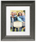 Wall Frame 8X10 Mat To 5X7-Rustic Gray