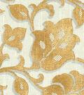 Waverly Upholstery Fabric 13x13\u0022 Swatch-Imaginary Cornsilk