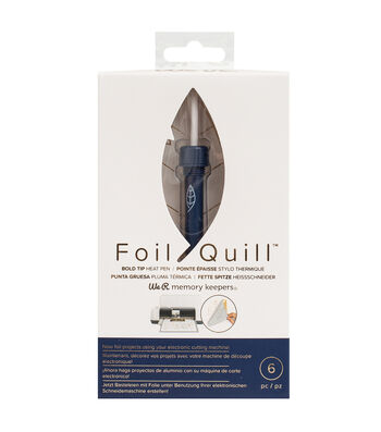 We R Memory Keepers Foil Quill Bold Tip Heat Pen