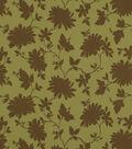 Home Decor 8\u0022x8\u0022 Fabric Swatch-Outdoor FabricMyrtle Grove Fennel